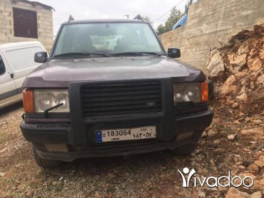 Rover in Bekka - رنج روفر للكسر موديل ١٩٩٥ للبيع