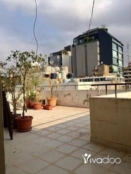 Apartments in Achrafieh - Rooftop Apartment in Achrafieh with a massive terrace