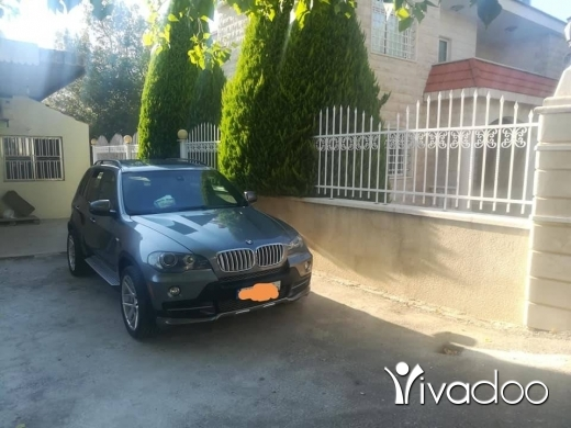 BMW in Beirut City - Bmw x5 2007 M SPORT PACKAGE