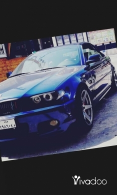 BMW in Port of Beirut - Bmw 325 2005
