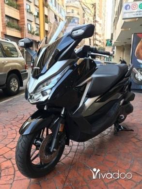 Baotian in Beirut City - Honda Forza 300