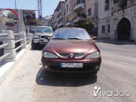 Renault in Aley - car