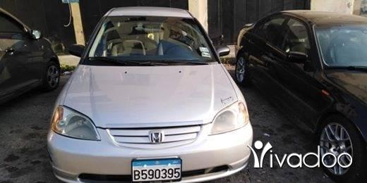Honda in Beirut City - سياره هوندا سيفيك للبيع م. ٢٠٠٥ ما عليا شي مدفوع ٢٠١٩