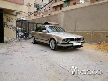 BMW in Saida - Bmw e34 535ia 1992