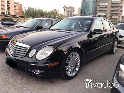 Mercedes-Benz in Bouchrieh - For sale mercedes E350 model 2007