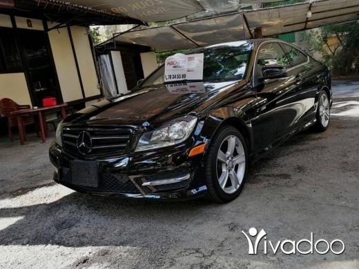 Mercedes-Benz in Sin el-Fil - C250 coupe 2012 bl /bl 1.8L T 4cyl