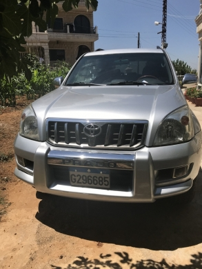 Toyota in Ras el-Metn - Toyota Prado 2007 for sale