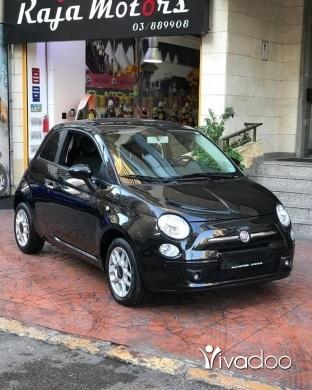 Fiat in Beirut City - Fiat 500 2013 V4