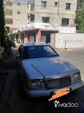 Mercedes-Benz in Port of Beirut - مرسيد ce300
