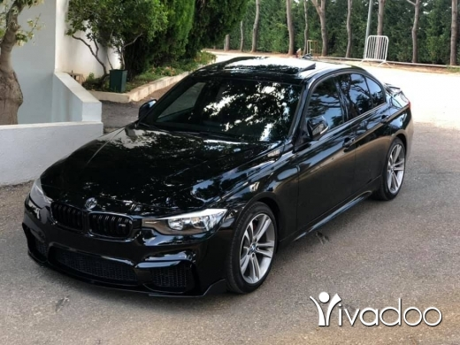 BMW in Beirut City - F30 2013