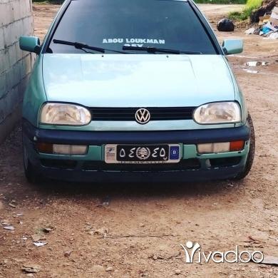 Volkswagen in Akkar el-Atika - Golf