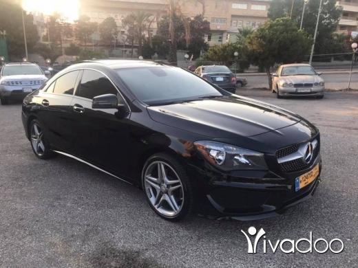 Mercedes-Benz in Kfar Yachit - Cla250 2014