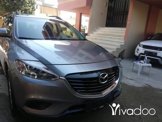 Mazda in Tripoli - Mazda cx9 2014 touring 4wd