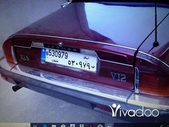 Jaguar in Tripoli - Jaguar XJS V12