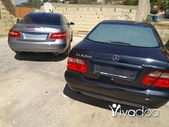Mercedes-Benz in Mina - For salle or trade clk 200 comprasser 2001 jdidi (7032439⁴)