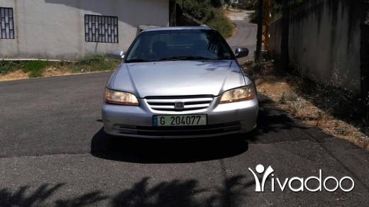 Honda in Beirut City - Super Clean Honda Accord Mod 2000