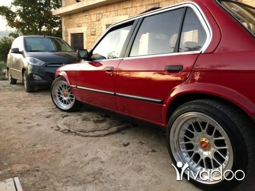 BMW in Beirut City - BMW 325 model 87 stop rafe3