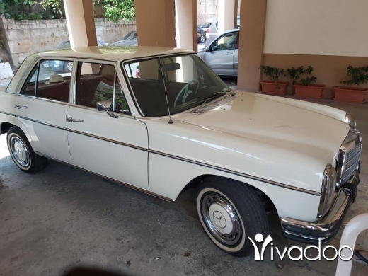 Mercedes-Benz in Baabda - Mercedes collection car 1970/