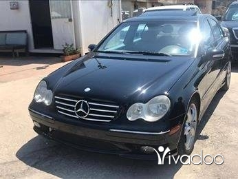 Mercedes-Benz in Beirut City - C230 model 2005 automatic 4 cylinder