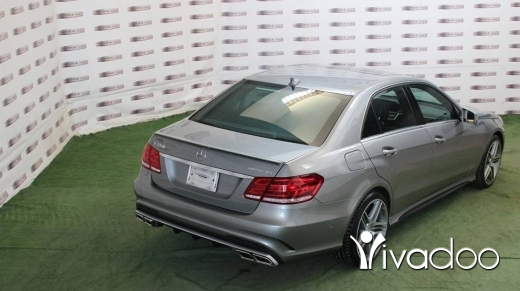 Mercedes-Benz in Tripoli - Mercedes E350 year 2011