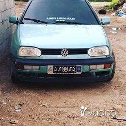 Volkswagen in Beirut City - Golf