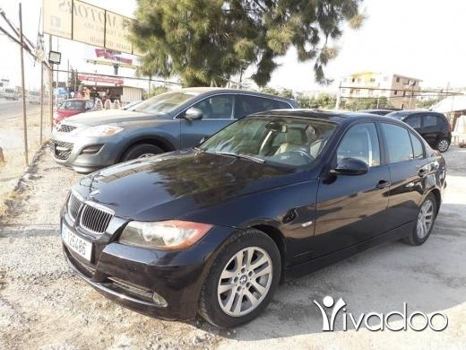 BMW in Beirut City - BMW 325i model 2006