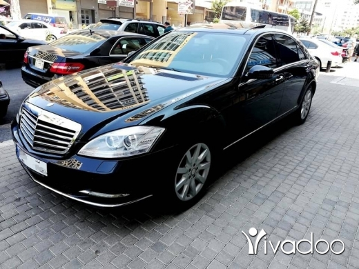 Mercedes-Benz in Beirut City - S450 L mod 2008 look 2010
