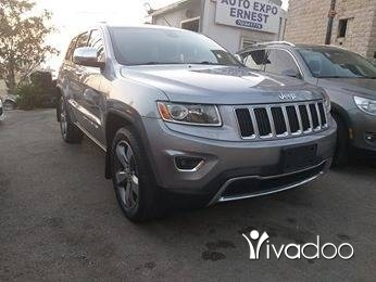 Jeep in Mtaileb - grand Cherokee limited mod 2014