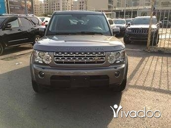 Land Rover in Beirut City - Land Rover LR4 HSE 2010