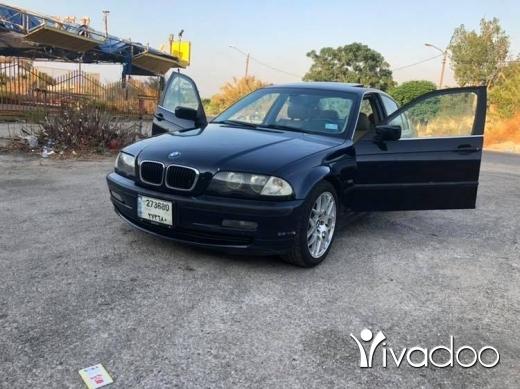 BMW in Beirut City - BMW 330 i Model 2001