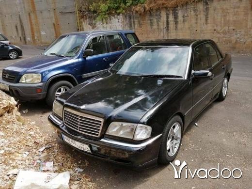 Mercedes-Benz in Beirut City - Mercedes c230