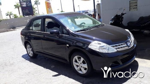 Nissan in Beirut City - Price: 8300 $$Nissan Tiida Model 2011, Automatic, AC,ABS,Airbags, Fog lights, jnouta, rear sensors,