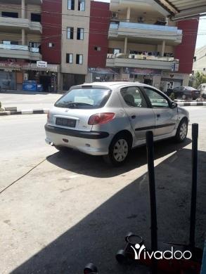 Peugeot in Maarakeh - بيجو 206 موديل 2006
