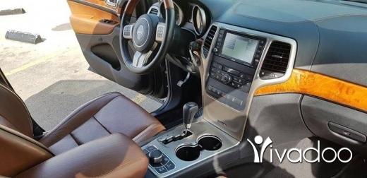 Jeep in Tripoli - Grand Cherokee Overland HEMI ($5000 دفعة اولى)($360 بالشهر)