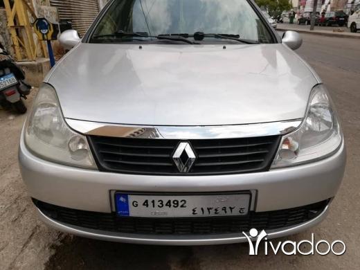 Renault in Ain el-Remmaneh - رينو سنبل موديل ٢٠١٠
