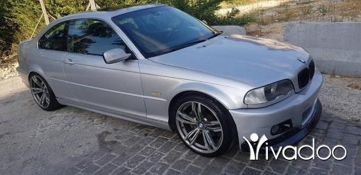 BMW in Port of Beirut - E46 boya 325