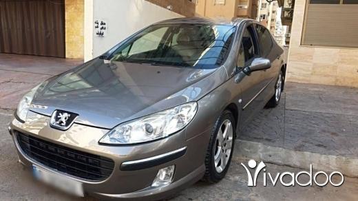 Peugeot in Tripoli - بيجو ٤٠٧ موديل ٢٠٠٥ فول الزوايد ٤ سيلندر