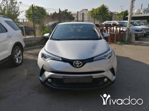Toyota in Beirut City - Toyota chr 2018 new