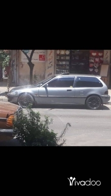 Honda in Tripoli - Honda civic 88