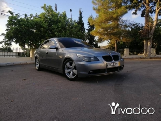 BMW in Beirut City - 530 2005