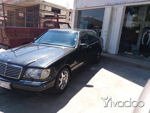 Mercedes-Benz in Akkar el-Atika - شبح