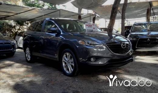 Mazda in Sin el-Fil - CX9 grey 2013 grand Turing