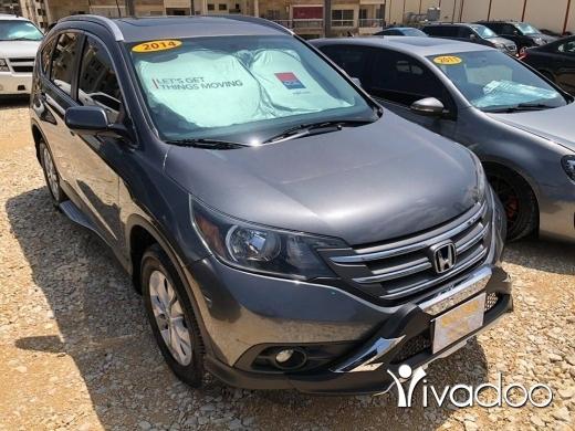 Honda in Zahleh - Honda crv ex 2014