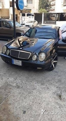 Mercedes-Benz in Akkar el-Atika - مرسيدس clk 320 موديل١٩٩٩