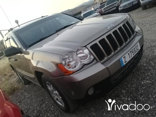 Jeep in Zahleh - شيروكي لاريدو 6سيلندر 2006