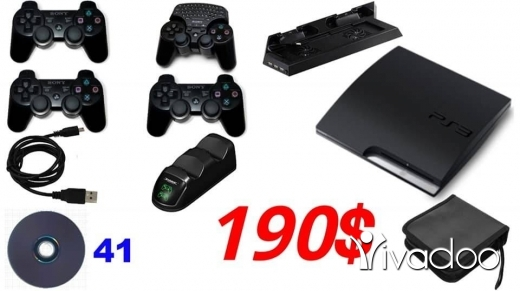 PS3 (Sony PlayStation 3) in Saida - بلاستيشن 3 معدلي /ps3