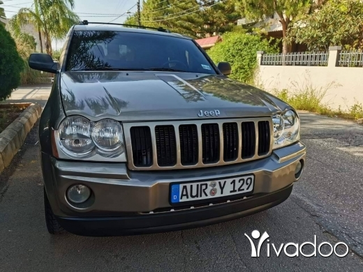 Jeep in Beirut City - Jeep