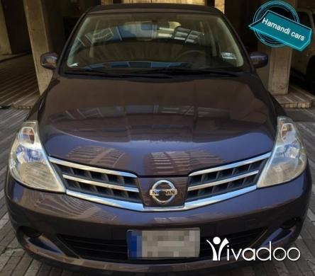 Nissan in Beirut City - NISSAN TIDA
