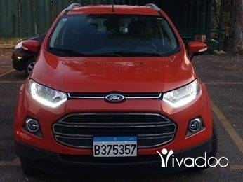 Ford in Beirut City - Cross over Ford eco sport