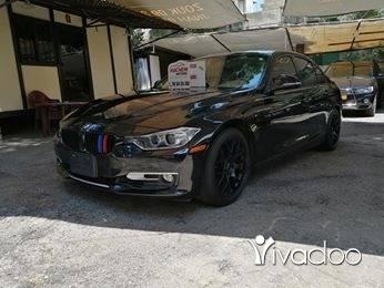 BMW in Beirut City - 328i black 2012 2.0L 4cyl T